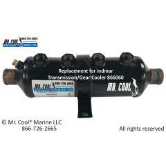 866060 indmar Transmission/Gear Cooler