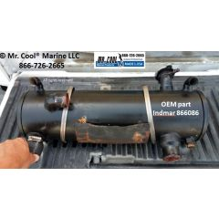866069 Indmar Heat Exchanger