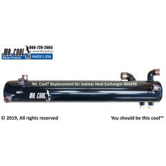 866098 Indmar Heat Exchanger