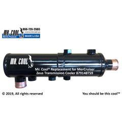 879148T59 MerCruiser Zeus Transmission Cooler