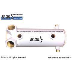 RD 9408 36-MT Mountain Man Transmission Cooler