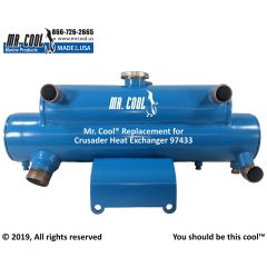 97433 Crusader Heat Exchanger