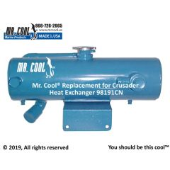 98191CN Crusader Heat Exchanger
