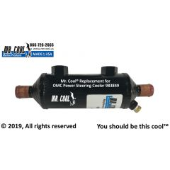 983849 OMC Power Steering Cooler