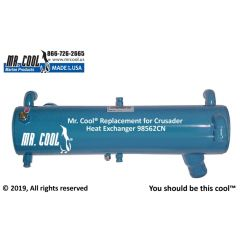 98562CN Crusader Heat Exchanger