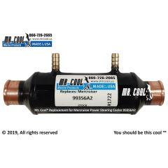 99356A2 Mercruiser Power Steering Cooler