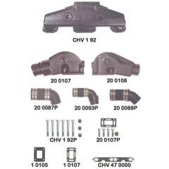 Chevrolet V8 283, 302, 305, 307, 327, 350