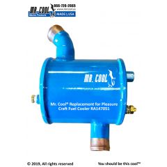 RA147051 Pleasure Craft Fuel Cooler