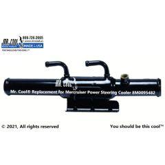 8M0095482 Mercruiser Power Steering Cooler