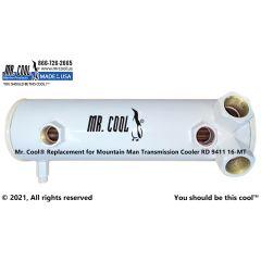 9309 90-MB Yanmar Cooler
