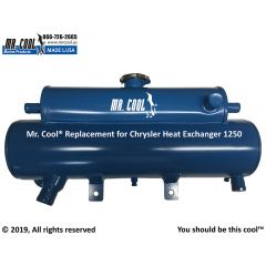 1250 Chrysler Heat Exchanger