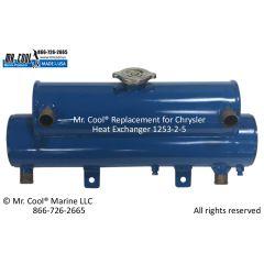 Chrysler Heat Exchanger 1253-2-5