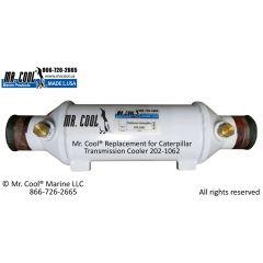 202-1062 Caterpillar Transmission Cooler