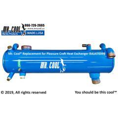 RA147039B Pleasurecraft Heat Exchanger