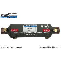 M5354-3091 Yanmar Cooler
