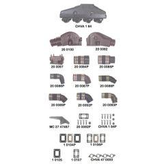 MerCruiser V8 454, 502