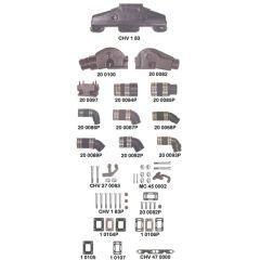 MerCruiser V8 283, 302, 305, 307, 327, 350