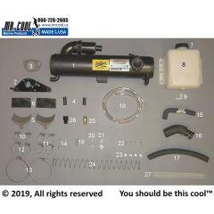 MFH-5057 OMC 5 Liter Ford V8 Block Only System (Kits)