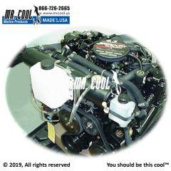 MFH-5320-A Premium Mercruiser V6-V8 Block & Manifold Wet Joint