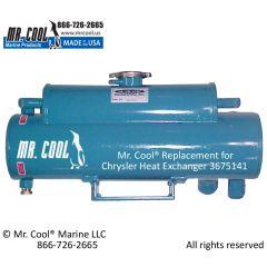 3675141 Chrysler Heat Exchanger