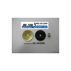 End Cap with Gasket Kit - 2 inch