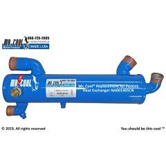 NA001405CN Perkins Heat Exchanger