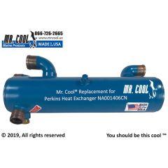 NA001406CN Perkins Heat Exchanger
