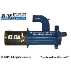 NA001545 Perkins Heat Exchanger