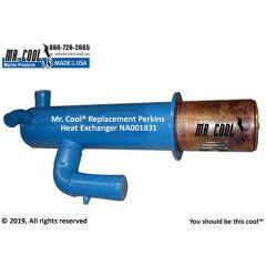 NA001831 Perkins Heat Exchanger