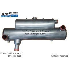 3060 P Johnson & Towers Heat Exchanger