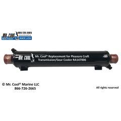 RA147006 Pleasure Craft Transmission/Gear Cooler