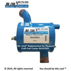 RA147051 Pleasure Craft Fuel Cooler