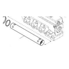 RE504480 John Deere Heat Exchanger