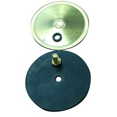 End Cap with Gasket Kit- 6 inch
