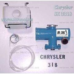 318-EXP-TANK Chrysler Heat Exchanger