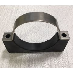 Mounting Bracket (Rubber Cradle) - 4 inch