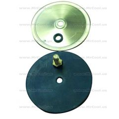 Universal End Cap with Gasket Kit