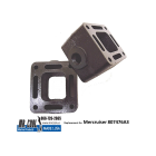 807476A3 Mercruiser Riser - 3 inch Spacer Block