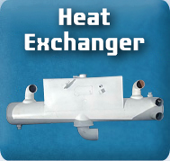 COVINGTON DIESEL HEAT EXCHANGERS