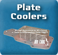 CUMMINS PLATE COOLERS